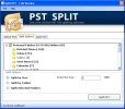 Outlook Split PST Files