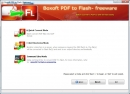 Boxoft PDF to Flash (freeware)