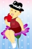 Baby in Flower Dress Up Game