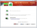 Boxoft free Ogg to MP3 Converter (freeware)