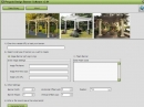 Pergola Design  Banner Software