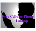 Free Cellular Phone Lookup