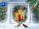 Protector de Pantalla de Velas Navide�as (Christmas Candles Screensaver)