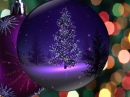 Christmas Globe Animated Wallpaper