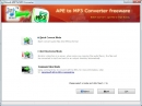 Boxoft APE to MP3 Converter (freeware)