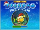 Free Fishdom: Frosty Splash Screensaver
