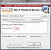 MS Word Password Recovery