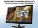 Desktop Photo Frame Set