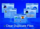 Clear Duplicate Files