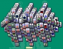 Triple Threat Mahjong Solitaire