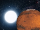 Planet Mars Animated Wallpaper