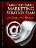 Targeted Email Marketing Strategy Plan