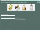 Glass Container  Affiliate Page Maker