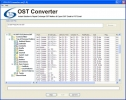 software de exportaci�n de OST (Export OST Software)