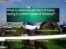 Horse Racing In Different Places Quiz