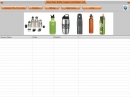 Steel Water Bottle Coupon Code Maker