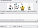Pump Sprayer  Hits Tracking Software