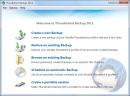 Thunderbird Backup 2011
