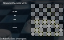 Modern Checkers MFG