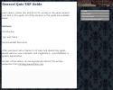 General Quiz SGF Guide
