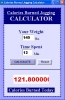 Calories Burned Jogging Calculator