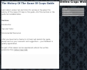 The History Of The Game Of Craps Guide