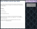 Keno In State Lotteries Quiz Guide