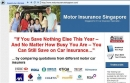 Compare Car Insurance Singapore