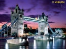 Amazing London Bridge Screensaver