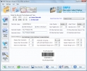 Post Office and Bank Barcode Software