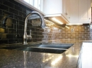 Subway Tile Backsplash.