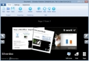 Silverlight PageFlip Book