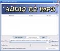 Audio to MP3 Converter
