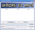 Convertidor de iPhone a MP3 (iPhone to MP3 Converter)