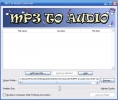 Convertidor de MP3 a otros formatos de audio (MP3 to Audio Converter)