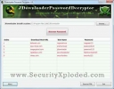 JDownloader Password Decryptor