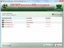 IDM Password Decryptor