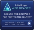ArtistScope Web Reader