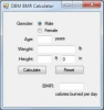 DBM BMR Calculator