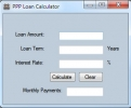 PPP Loan Calculator