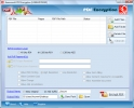 Encrypt Pdf to disable edit print file