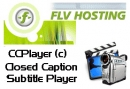 Reproductor CC, por FLV Hosting (CCplayer by FLV Hosting)