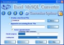 Excel Mysql wizard import Excel to MySQL