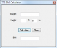 TTB BMI Calculator