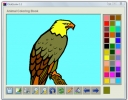 Click2color animal coloring book