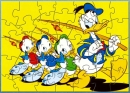 IVJ Donald Duck Puzzle