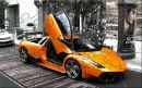 Lamborghini Gallardo Jigsaw Puzzle