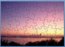IC Sunset on the Lake Puzzle