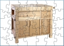 Butchers Block Puzzle