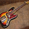 OCF 1964 Jazz Bass Puzzle